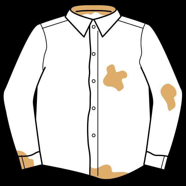 プロ直伝!衣類のシミを簡単に落とす方法とは?